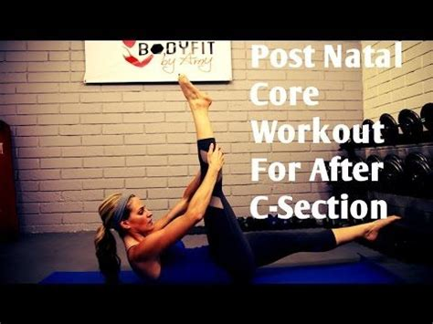 ab exercises post c section best 20 c section belly ideas on postpartum