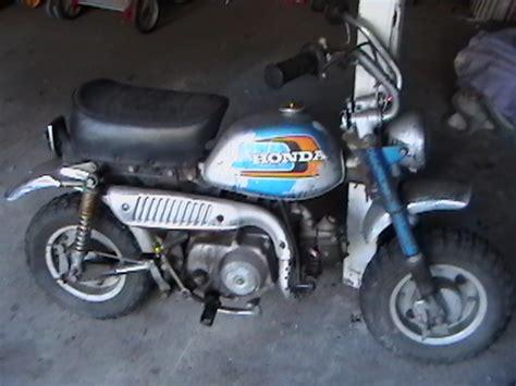 Honda Z50 Mini Trail