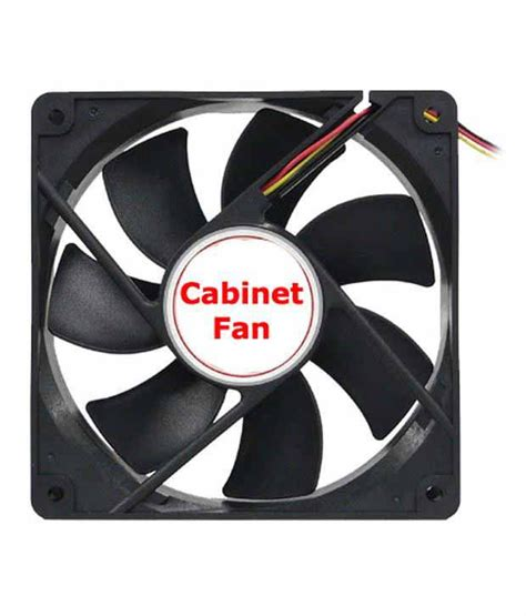 computer cabinet cooling fan price at flipkart snapdeal