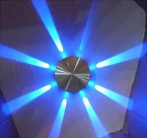 Blue Led Ceiling Lights Lighting Pinterest Led wall