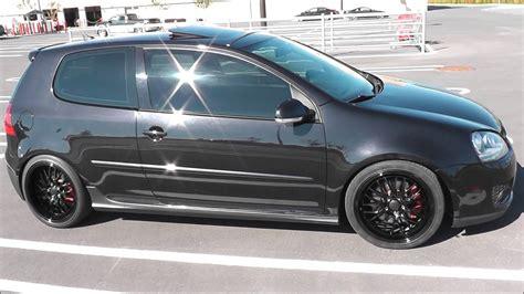 2008 Volkswagen Gti Turbo by My Vw Gti Mkv Turbo 2008 Black On Black