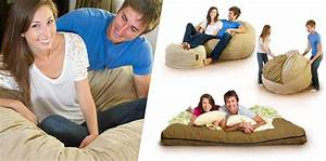 the series of chairs that convert to beds homesfeed With bean bag chair that converts into a bed
