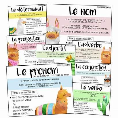 Mots Classe Affiches Classes Grammaire Mieuxenseigner Cours
