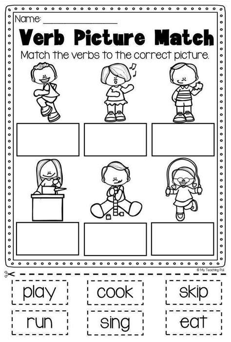 action verbs worksheet homeschooldressage
