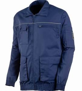 Bleu De Travail Castorama : veste de travail pas cher bleu royal w rth modyf ~ Dailycaller-alerts.com Idées de Décoration