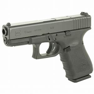Glock 19 Gen 4 Mos 9mm  U00b7 Pg1950203mos  U00b7 Dk Firearms