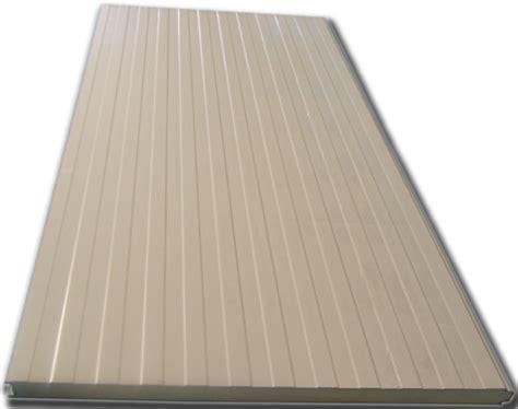 panneau isotherme pour chambre froide panneaux