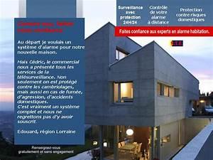 Alarme Maison Telesurveillance : telesurveillance ~ Premium-room.com Idées de Décoration