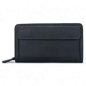 baellerry dompet pria bahan kulit bae127 black jakartanotebook com