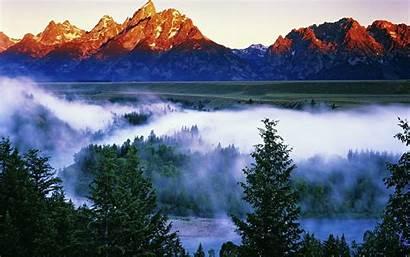 Grand River National Park Teton Snake Wallpapers