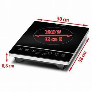 Kochen Mit Induktion : einzelkochplatte ct 2005 in induktion mit induktion kochplatten kochen backen ~ Watch28wear.com Haus und Dekorationen