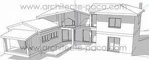Plan de maison moderne 4 pieces villad39architecte 117 for Croquis d une maison 1 logiciel darchitecture en ligne cedar architect plans
