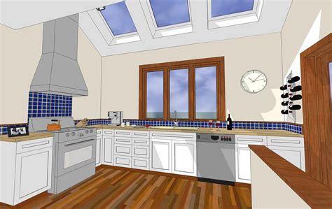 future kitchen gotta love sketchup original model