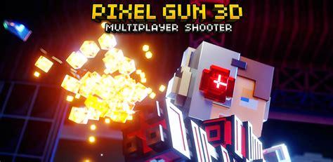 amazoncom pixel gun  pocket edition multiplayer