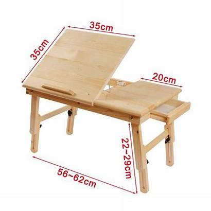 Table Desk Tray Laptop Bed Adjustable Lap