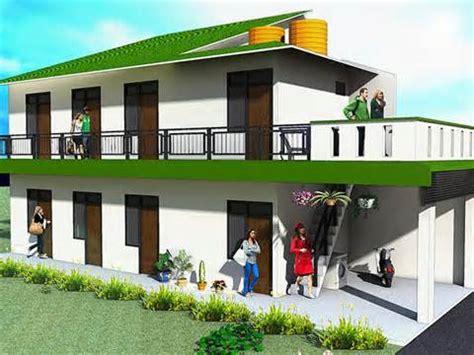 tips  desain rumah kost minimalis  lantai cv