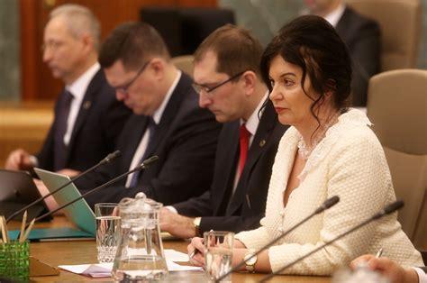 Labklājības ministre Petraviča: pirmais gads valdībā ...