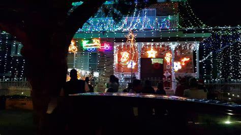second street ashbury christmas lights second ashbury nsw