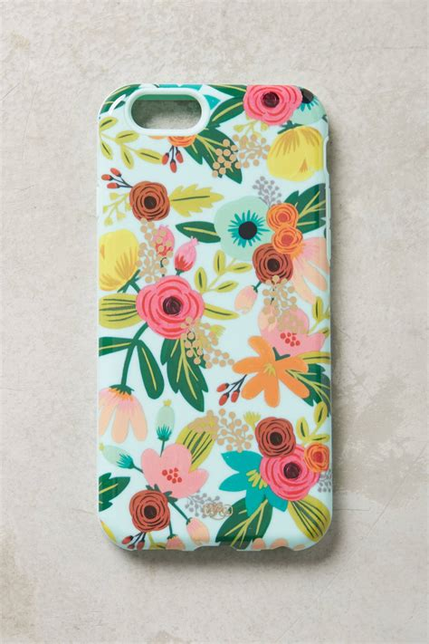 rifle paper co phone cases rifle paper co iphone 6 anthropologie