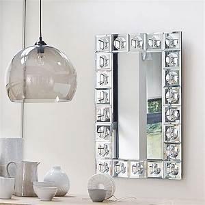Miroir Maison Du Monde Industriel : miroir biseaut h 120 cm broadway maisons du monde ~ Teatrodelosmanantiales.com Idées de Décoration