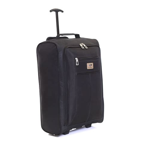 cabin baggage for easyjet ryanair easyjet 55 cm cabin approved flight trolley