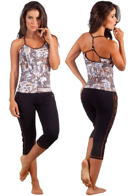 Protokolo 1567 Damaris Set Women Sexy Gym Clothes | NelaSportswear | Womenu0026#39;s fitness activewear ...
