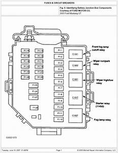 29 2003 Mustang Gt Fuse Box Diagram