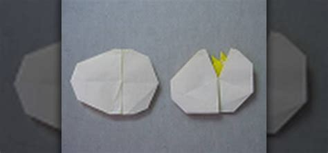 origami  easter hatching egg  chick origami