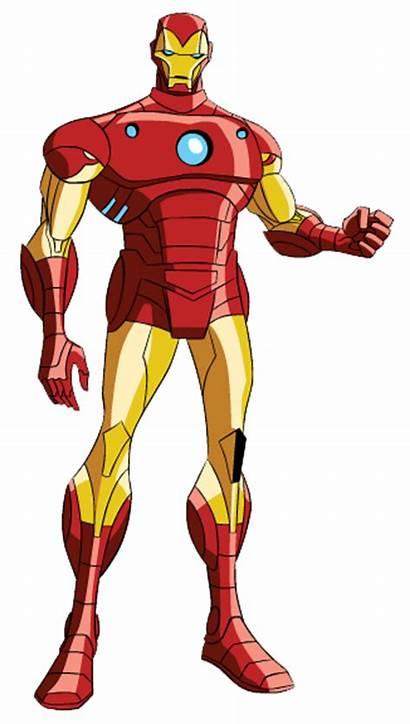 Iron Clip Clipart Ironman Cartoon Marvel Avengers