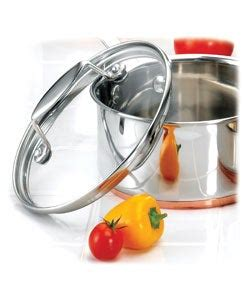 shop revere culinary classic stainless cookware set  shipping today overstock