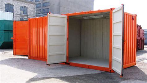 conteneur bureau gillard shelters conteneur ou conatainer pour bureau nomade