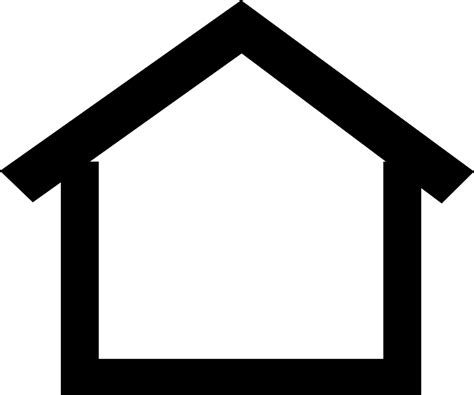 House Svg Png Icon Free Download (#191423 ...