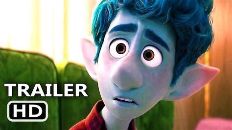 onward trailer    tom holland pixar