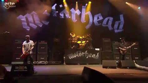 motoerhead   wacken  pro shot hd youtube