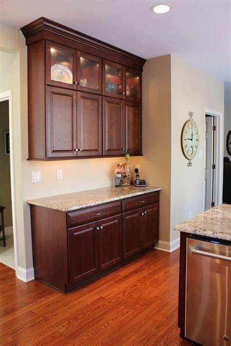 kitchen cabinets doylestown pa 40 best kitchens dark brown images on pinterest cherry