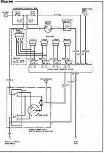 97 Accord Stereo Wiring Diagram