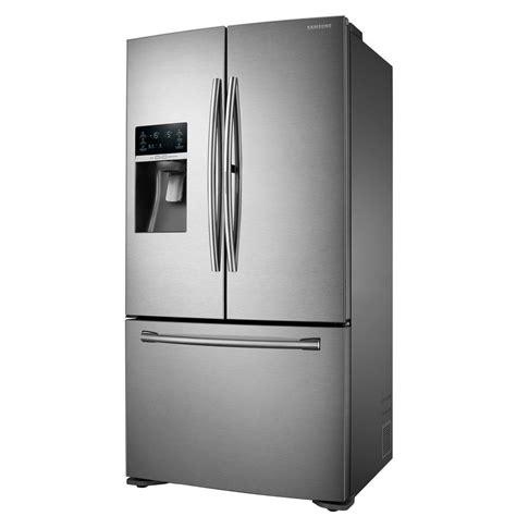 samsung counter depth door refrigerator samsung rf23htedbsr 22 5 cu ft food showcase door