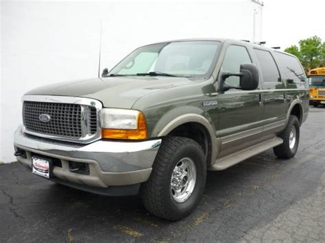ford excursion workshop  owners manual
