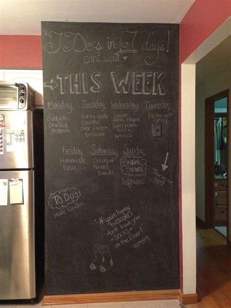 chalkboard kitchen wall ideas 19 best kitchen chalkboard images on home