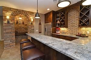 granite top kitchen island table basement bar ideas for your home gonyea homes