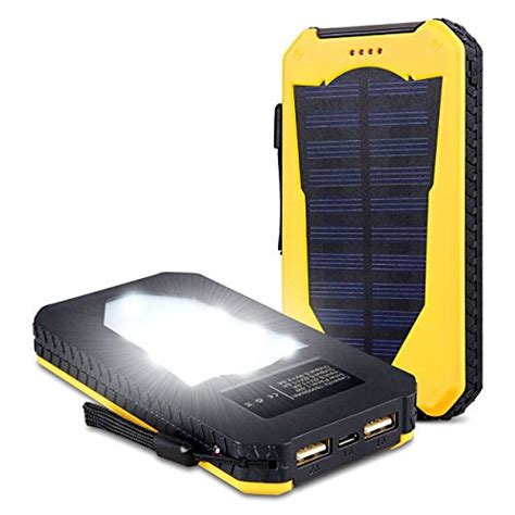 Top 5 Best Solar Charger For Cell Phone For Sale 2016