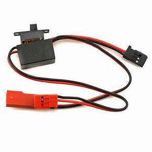 Traxxas Tra3034 Rx Power Pack On  Off Switch Wiring Harness