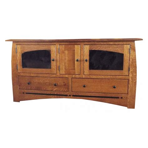 aspen 2032 tv stand amish crafted furniture