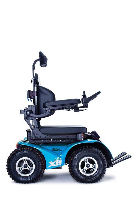 Extreme X8 4x4 Electric Wheelchair  Magic Mobility