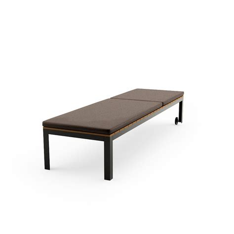 table chaise ikea cool ikea falster chaise black brown with cushions pose