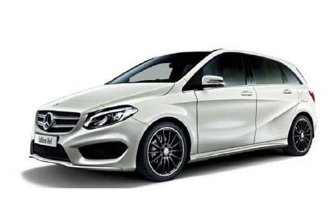 Mercedes-benz B-class B180 Sports Price, Features, Car