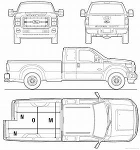 blueprints gt cars gt ford gt ford super duty extended cab 2010 With 1956 ford crew cab