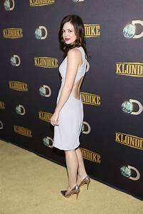 Conor Leslie Photos Photos - 'Klondike' Premieres in NYC ...