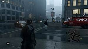 Watch Dogs: Xbox One Review Build vs PS4 Direct-Feed ...
