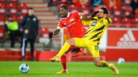 Maybe you would like to learn more about one of these? 1. FC Union Berlin gegen Borussia Dortmund - 1.Bundesliga ...
